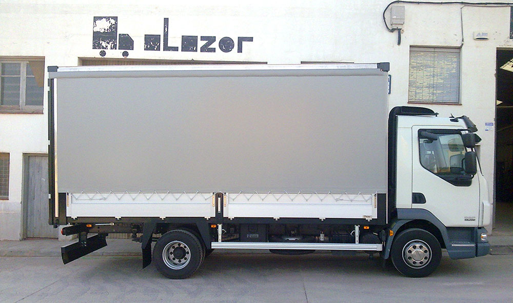 Semi lones - Carrosseries Alazor